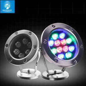 đèn âm nước 6w