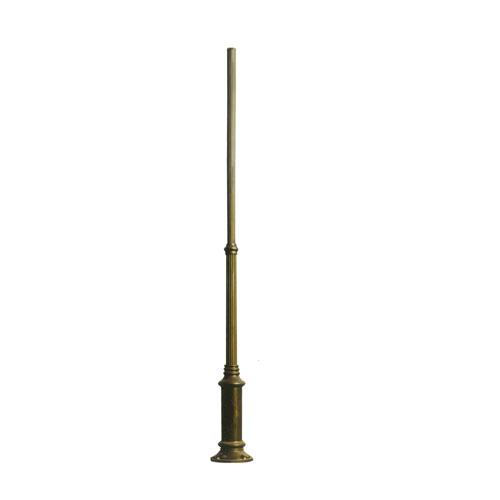 Cột đèn sân vườn nouvo1