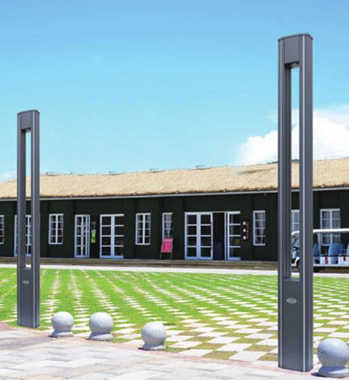 Cột đèn sân vườn Monra