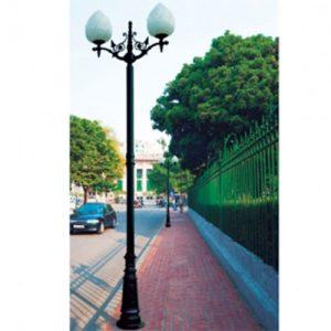 Đèn cầu hoa sen
