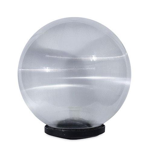 đèn cầu đục pmma