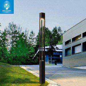 Cột đèn sân vườn hiện đại