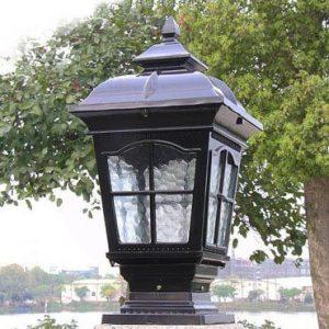 Đèn trụ cổng cao cấp ROL134