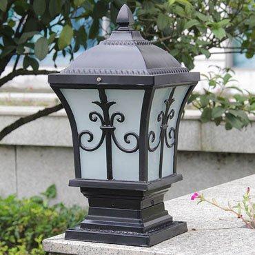 Đèn trụ cổng cao cấp ROL136