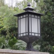 Đèn trụ cổng ROL141