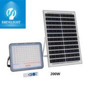 Đèn pha năng lượng mặt trời SL02 200W