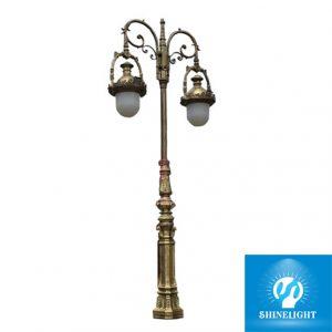 Cột đèn sân vườn tân cổ điển