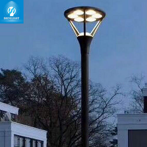 Cột đèn sân vườn hiện đại SLDSVHL 46