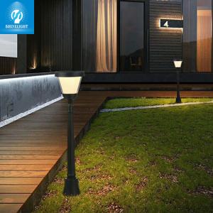 Đèn nấm sân vườn năng lượng mặt trời SLGL4006-1M