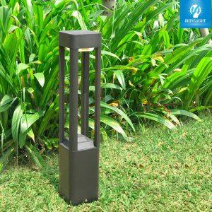 Đèn nấm sân vườn 034K là loại đèn thiết kế theo kiểu dáng hiện đại, phù hợp với nhiều khuôn viên.